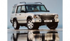 Photo 2003 Land Rover Discovery