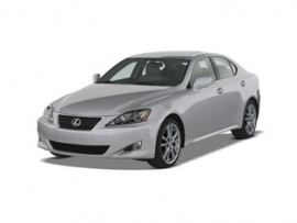 2007 Lexus IS 250 Specs
