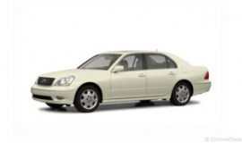 Photo 2002 Lexus  LS 430