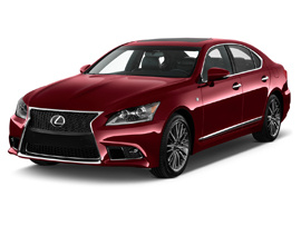 Photo 2016 Lexus LS 600h