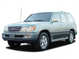 Photo 2007 Lexus  LX 470