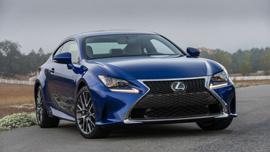 Photo 2016 Lexus RC 200t