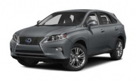 Photo 2014 Lexus RX 450h