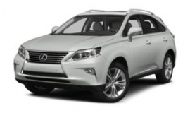 Photo 2015 Lexus RX 450h