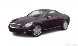 Photo 2003 Lexus  SC 430