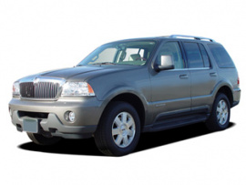 Photo 2005 Lincoln Aviator