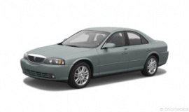 Photo 2004 Lincoln  LS