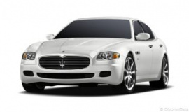 Photo 2008 Maserati Quattroporte
