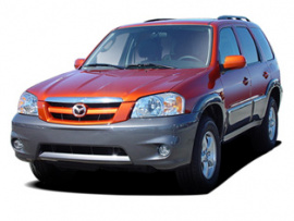 Photo 2005 Mazda  Tribute