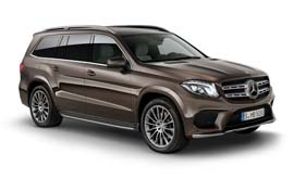 Photo 2017 Mercedes-Benz AMG GLS