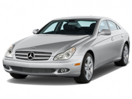 Photo 2009 Mercedes-Benz CLS-Class