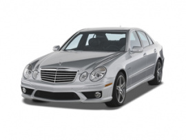 Photo 2008 Mercedes-Benz E-Class