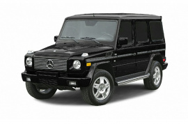 Photo 2002 Mercedes-Benz G-Class