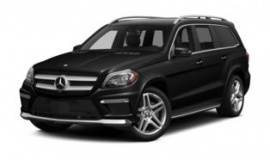 Photo 2015 Mercedes-Benz GL-Class
