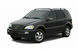 Photo 2003 Mercedes-Benz M-Class