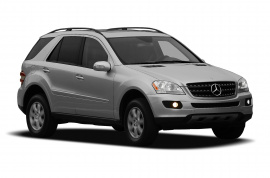 Photo 2008 Mercedes-Benz M-Class