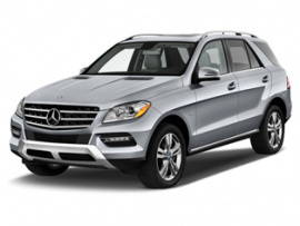 Photo 2014 Mercedes-Benz M-Class