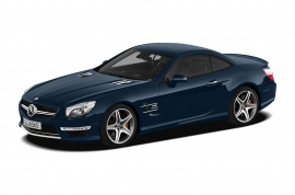 Photo 2012 Mercedes-Benz SL-Class