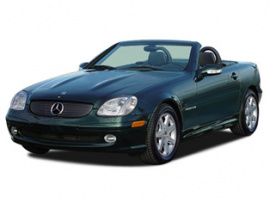 Photo 2003 Mercedes-Benz SLK-Class