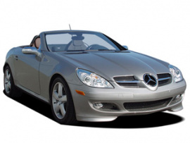 2005 mercedes benz slk class tire size low and high profile wheel size. Black Bedroom Furniture Sets. Home Design Ideas
