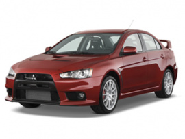 Photo 2008 Mitsubishi Lancer Evolution