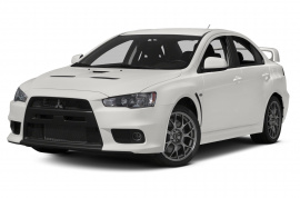Photo 2012 Mitsubishi Lancer Evolution