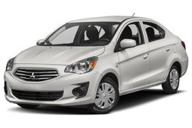 Photo 2018 Mitsubishi Mirage G4