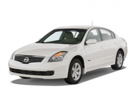 Photo 2007 Nissan Altima Hybrid