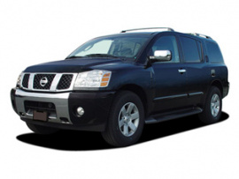 Photo 2005 Nissan Armada