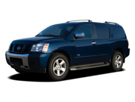 Photo 2007 Nissan Armada