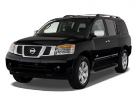 Photo 2008 Nissan Armada