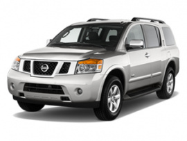 Photo 2010 Nissan Armada