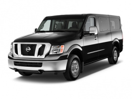 Photo 2014 Nissan NV Passenger NV3500 HD