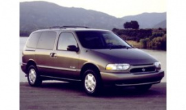 Photo 2000 Nissan Quest