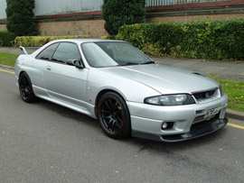 Photo 1997 Nissan R31-R34 Skyline 2dr