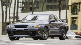 Photo 1993 Nissan R31-R34 Skyline GT-R