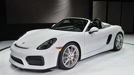 Photo 2016 Porsche Boxster