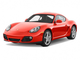 Photo 2009 Porsche Cayman