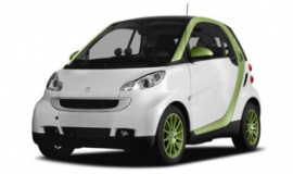Photo 2011 smart fortwo electric drive