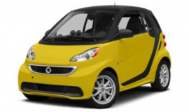 Photo 2014 smart fortwo electric drive
