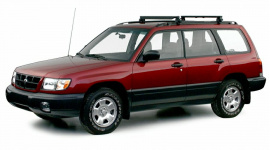 Photo 2000 Subaru Forester