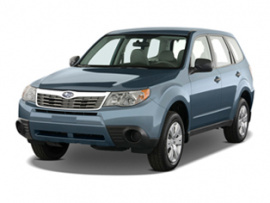 Photo 2010 Subaru Forester