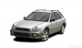 Photo 2002 Subaru  Impreza Outback Sport