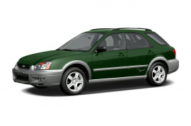 Photo 2004 Subaru  Impreza Outback Sport