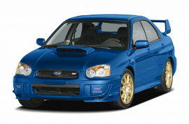 Photo 2005 Subaru  Impreza WRX STi