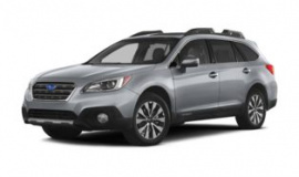 2015 Subaru Outback Ground Clearance Height