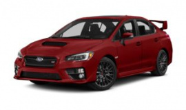 Photo 2015 Subaru WRX STI