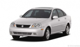 Photo 2005 Suzuki  Forenza