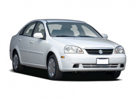 Photo 2007 Suzuki  Forenza