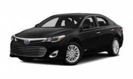 Photo 2013 Toyota Avalon Hybrid